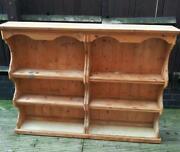 Welsh Dresser Top