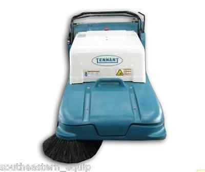 Reconditioned Tennant 3640 6080 Battery Walk Behind Sweeper