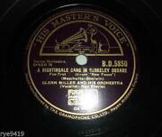 Glenn Miller 78 Records