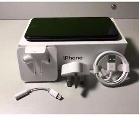 Apple iPhone 7 Plus - 256GB - Black (Unlocked)