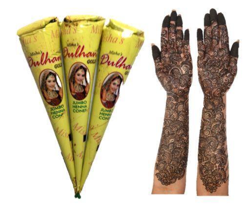 Best Henna Cones