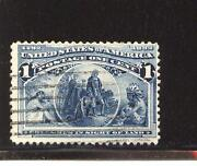 Landing of Columbus Stamp