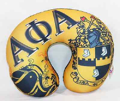 Alpha Phi Alpha Neck Pillow    13 50