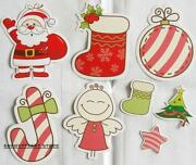 Santa Claus Lot Postcard