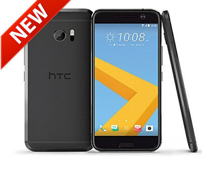 HTC 10 (ONE M10) - 32GB - Carbon gray (Unlocked) Smartphone
