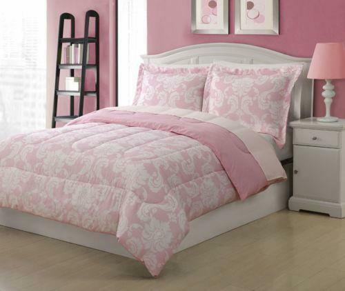 twin bed sheets pink bedding ebay 30295