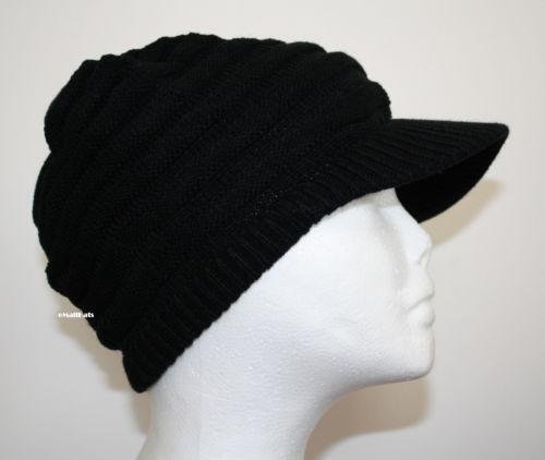 womens knit brim hats ebay