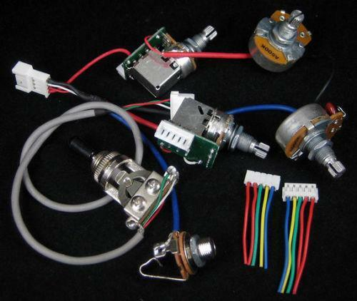 Epiphone Wiring Harness  Guitar Parts
