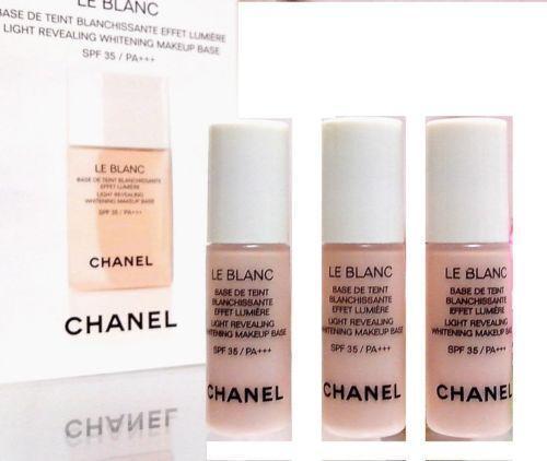 55fb942b120 Chanel Makeup Base