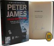 Peter James Signed