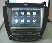 Honda Accord GPS