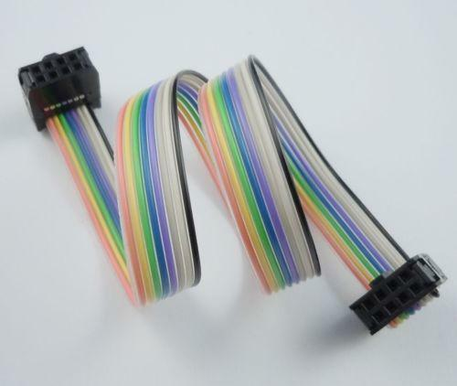 30 Pin Ribbon Cable Connector : Pin ribbon cable ebay