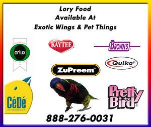 Lory/Lorikeet Food Kitchener / Waterloo Kitchener Area image 1