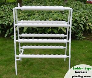 Hydroponic Site Grow Kit 70 Holes Ebb and Flow Deep Water Garden#141078