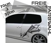 Auto Design Aufkleber