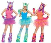 Womens Monster Halloween Costumes