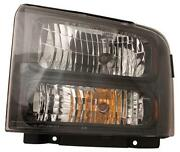 F250 Harley Headlights