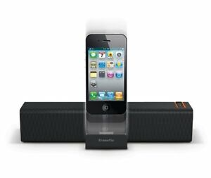 XtremeMac Soma Travel Portable Speaker Dock Station System for iPad iPhone iPod