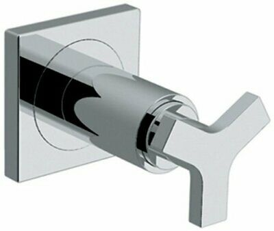 Grohe 19 423 000 Allure Volume Control Trim with Cross Handle, StarLight Chrome - 000 Grohe Starlight