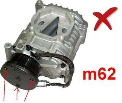 Eaton M62 Supercharger Is200: SUPERCHARGER COMPLETE REBUILD Kit Fits Eaton M45 01-04