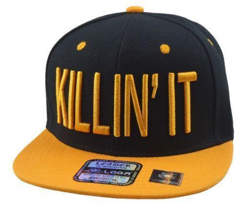 cda569605d6 Black Gold Hat
