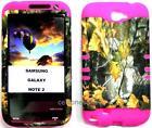 Samsung Galaxy Note Camo Case