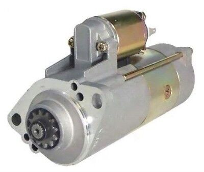 Starter Fits Ford 2120 Tractor Shibaura 4-138 1987-2000 M008t70071 20513016