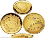 Gold Commemorative Coins
