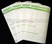 Weight Watchers Points Plus Tracker