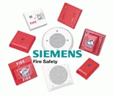 Siemens Fire Alarm - Ceiling Or Wall Speaker Strobe Or Outdoor Pick Modnew