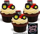 Cupcakes Cupcakes Red Cake Toppers