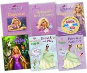 Disney Tangled Book