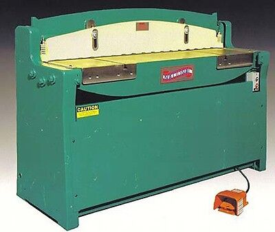 National Nh3612 36 12 Gauge Hydraulic Shear Made In Usa