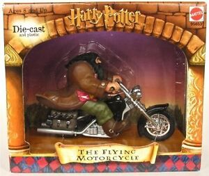 Harry Potter The flying Motorcycle