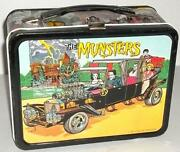 Munsters Lunchbox