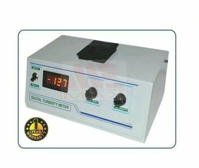 Digital Turbidity Meter Liquid Lab Testing Range 200 Ntu Jtu
