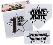 Pitchers Rubber