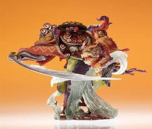 Final Fantasy Master Creatures Series 2 Yojimbo PVC Figure