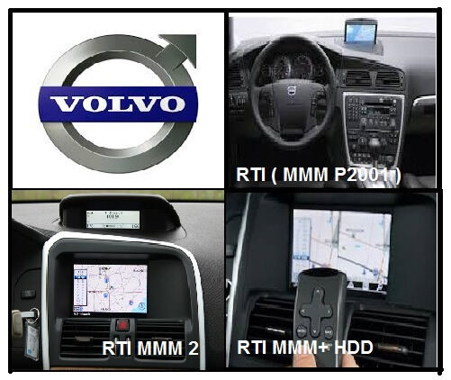 volvo 2017 satellite navigation uk european map updates. Black Bedroom Furniture Sets. Home Design Ideas