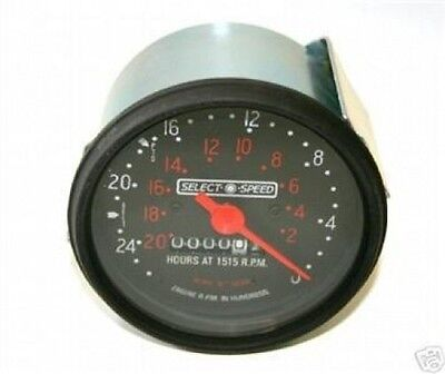 Ford Naa 600 800 2000 4000 Tractor Select-o-speed Tach Tachometer C3nn17360j