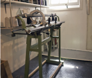 dubied industrial knitting machine
