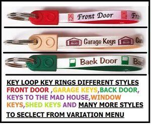 Q Ring Door Key