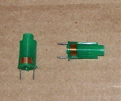 .17-.25 Variable Rf Inductor Vintage Ferrite Core Slug Radio Antenna Tuning Coil
