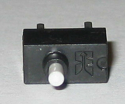 Momentary Pushbutton Micro Switch - Pc Board Mount - Spst N.o. - Miniature Size