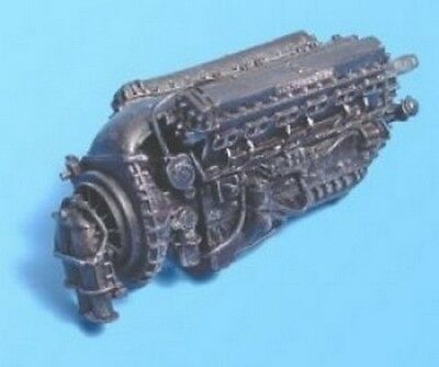 Aires 1/72 Rolls Royce Merlin Mk 22 Engine AHM7071