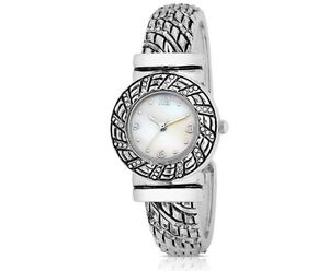Bangle-by-FMD-White-Mother-of-Pearl-Dial-Japan-Quartz-Metal-Bangle-Ladies-Watch