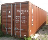 Used Portable Storage Containers for Sale