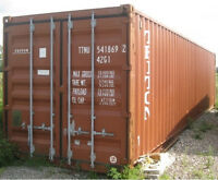 40 ft steele container for sale