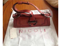 Nicoli women's bag brand new with tag and dustbag