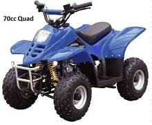 NEW ARRIVALS - 70cc, 110cc & 125cc KIDS / ADULT QUADS / ATV Kingston Logan Area Preview
